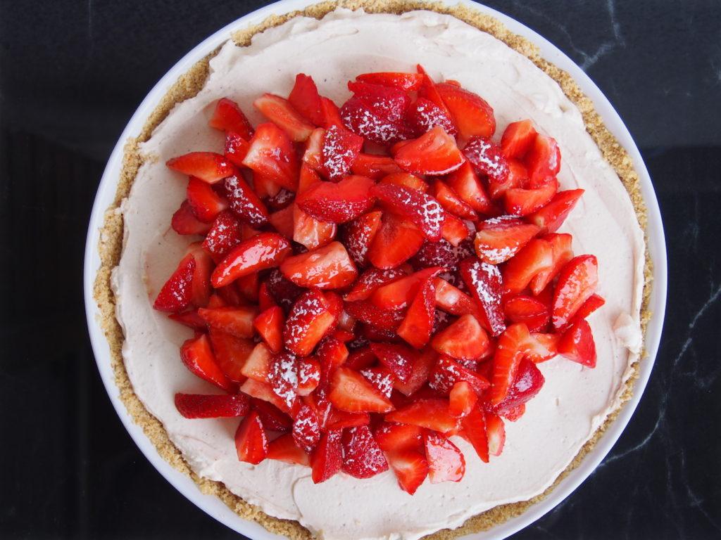 Erdbeer-Mascarpone-Tarte