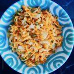 Karotten-Fenchel-Salat