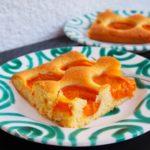 Marillenkuchen vom Blech