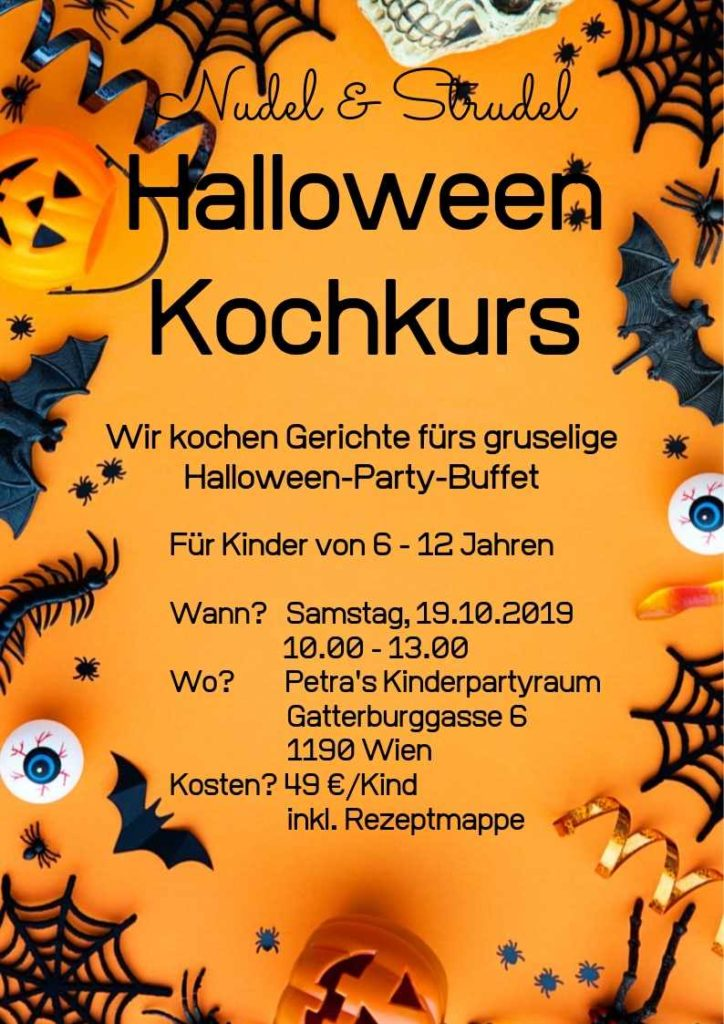 Halloween Kochkurs