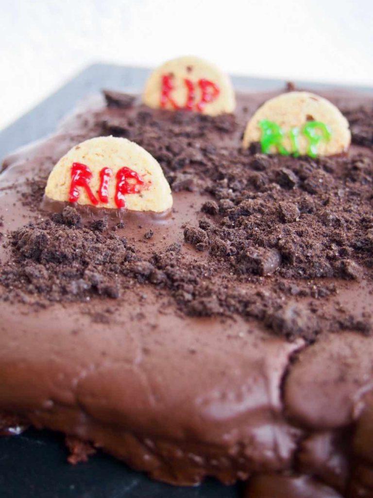 Friedhofs Brownies