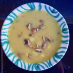 Kartoffelsuppe mit Champignons